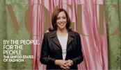 Kamala Harris' casual Vogue cover causes stir online