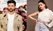 Hrithik Roshan and Deepika Padukone to appear on screen first time together