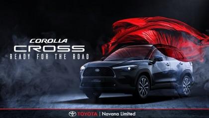 Navana Limited hosts virtual launching of all-new corolla cross