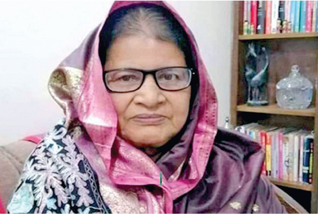 Rawshan Ara Waheed dies