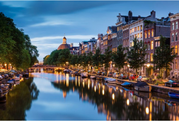 Amsterdam could ban tourists from its cannabis shops from next year