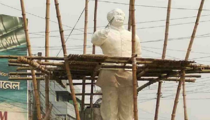 Steps taken to protect 1, 220 Bangabandhu sculptures and murals: Police HQ