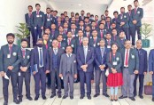 Three-month training for Rampal plant engineers begins in India