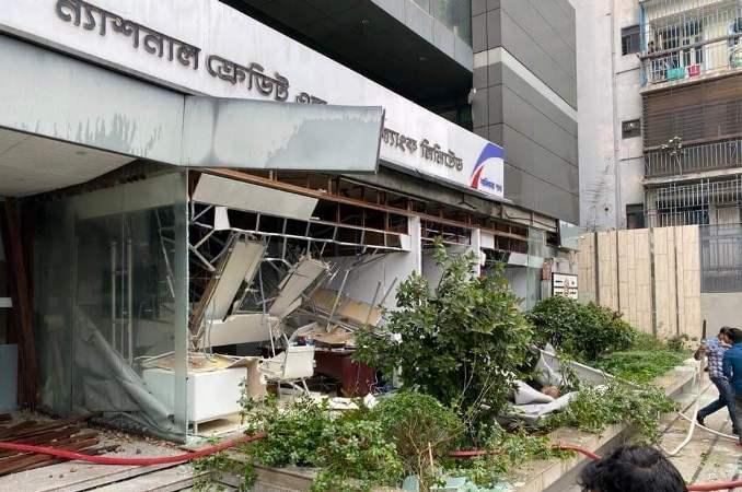 One killed, seven hurt in Gulshan AC blast