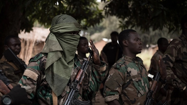 Rebels launch attacks close to Central Africa capital