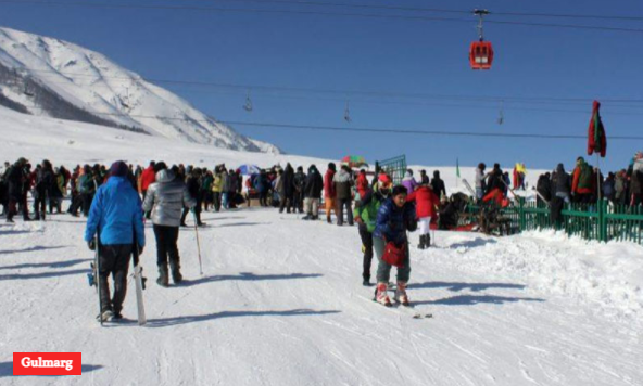 Jammu and Kashmir: All slopes now open for Skiers in Gulmarg