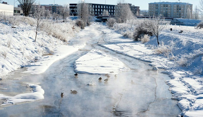 Central Spain snowstorm: Temperatures of -25C recorded in 20 yrs, 7 dead