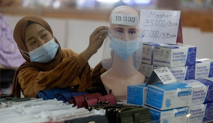 Indonesia coronavirus: The vaccination drive targeting younger people