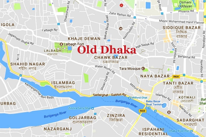 2 held for producing adulterated foods in Old Dhaka