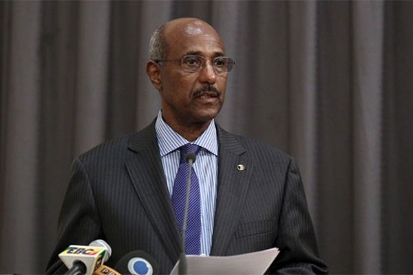 Ethiopia's former foreign minister killed in battle