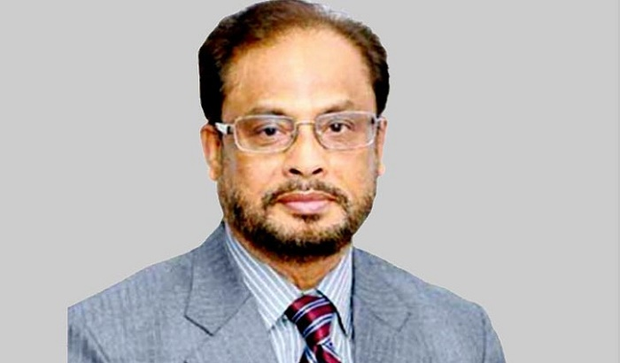 JP chairman GM Quader diagnosed with Covid-19