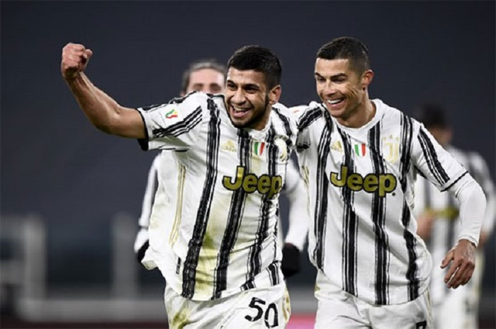 Rafia rescues Juve to join Napoli, Inter, Milan in Italian Cup quarters