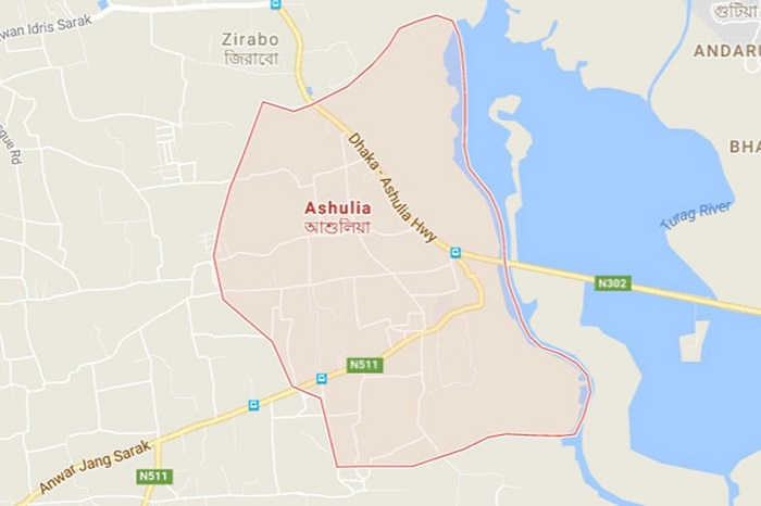 Auto-rickshaw snatched after killing its driver in Ashulia