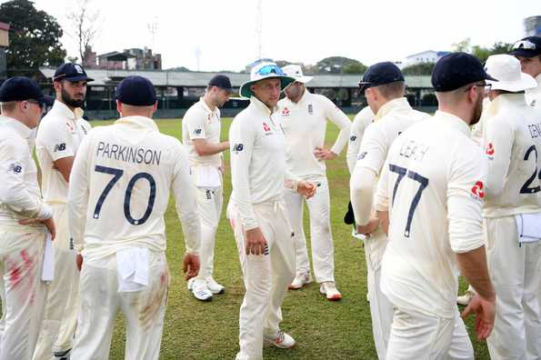 Sri Lanka win toss, bat in first England Test but captain out injured
