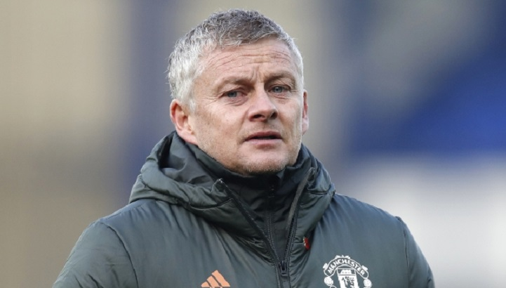 Man Utd targeting 'upset' win at Liverpool, says Solskjaer