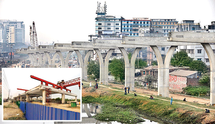 Elevated expressway project to linger for 3 more years