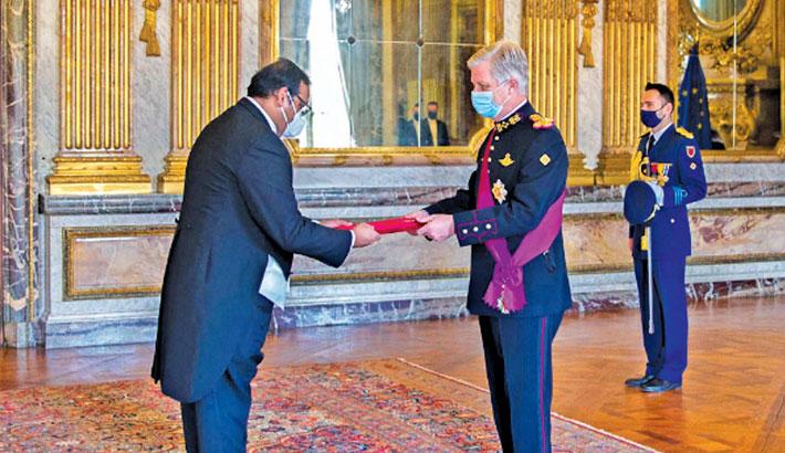King Philippe of Belgium keen to visit Bangladesh