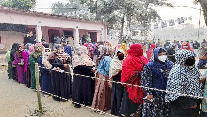 Voting in 2nd phase municipality elections ends