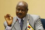 Ugandan President Museveni wins re-election