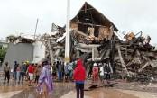 Death toll rises to 67 in Indonesia quake