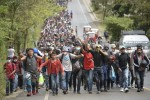 US-bound migrant caravan in Guatemala swells to 9,000 people