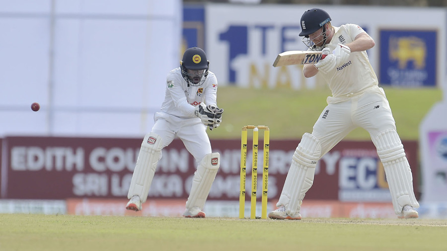 Bairstow, Lawrence seal seven-wicket win for England over Sri Lanka