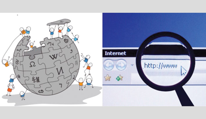 Wikipedia completes two decades