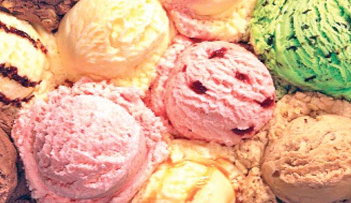 Corona found on ice cream in China