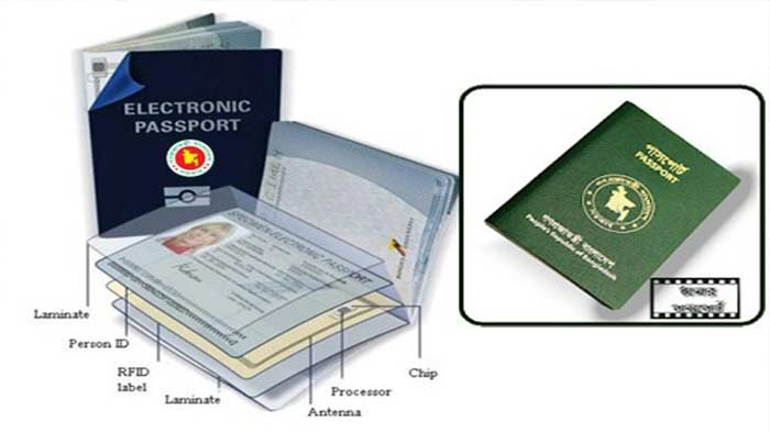 Backlog of applications for e-passports grows