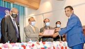 Pubali Bank gets 'Bill Collection Award'