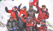 Nepali climbers make history with K2 winter summit