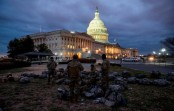 FBI screens US troops for possible insider threats ahead of inauguration
