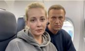 Poisoned Putin critic Navalny jailed for 30 days