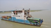 Ferry services resume on Paturia-Daulatdia route after 10 hrs