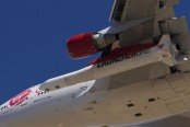 Branson's Virgin Orbit reaches space for first time