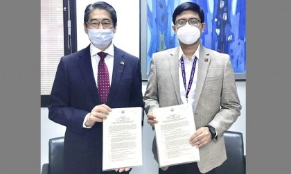 Japan provides grant to Dhaka Community Hospital for Neonatal and Child Healthcare