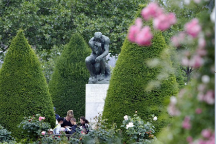 Rodin Museum sculpture garden reopens to public
