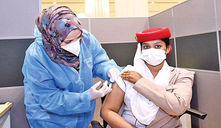 Emirates rolls out Covid-19 vaccination programme