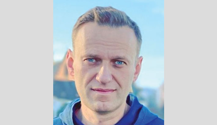 Navalny jailed for 30 days after returning to Moscow