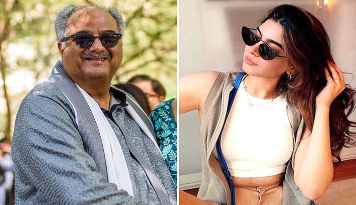 Khushi Kapoor to make acting debut soon: Boney Kapoor