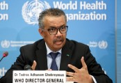 World facing 'catastrophic moral failure' on vaccines: WHO chief