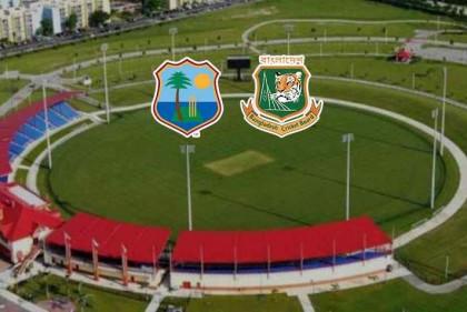 Bangabandhu Bangladesh vs West Indies Cricket Series begins Wednesday