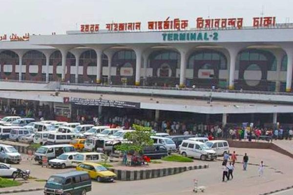 Man held with 30 gold bars at Dhaka airport
