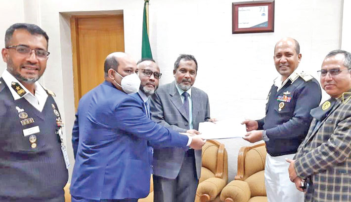 CPA hands over land to MMD for developing office building
