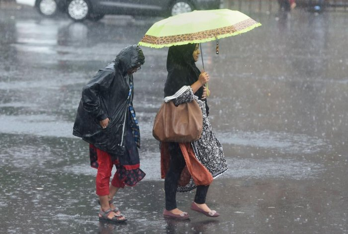 Light rain or drizzle likely in six divisions