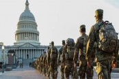 12 US Guard troops pulled from inauguration after far-right probe