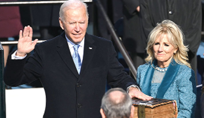 Will be the president of all Americans: Biden