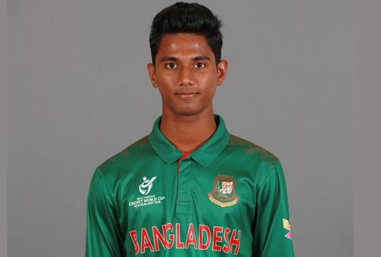Hasan Mahmud's success didn't surprise me: Gibson