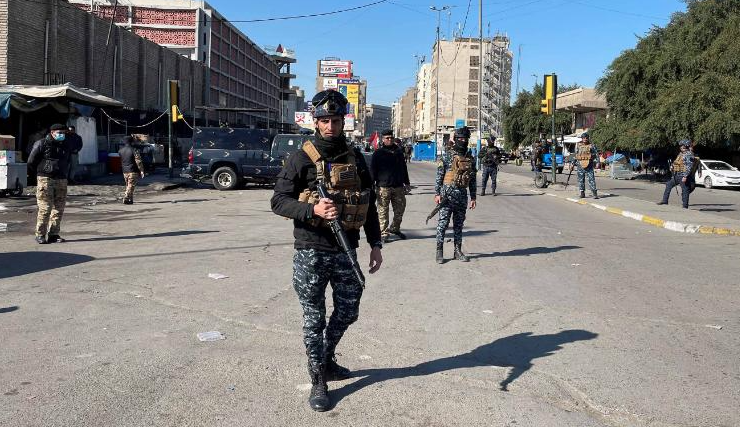 At least 32 killed, 110 injured in two suicide bombings in Baghdad