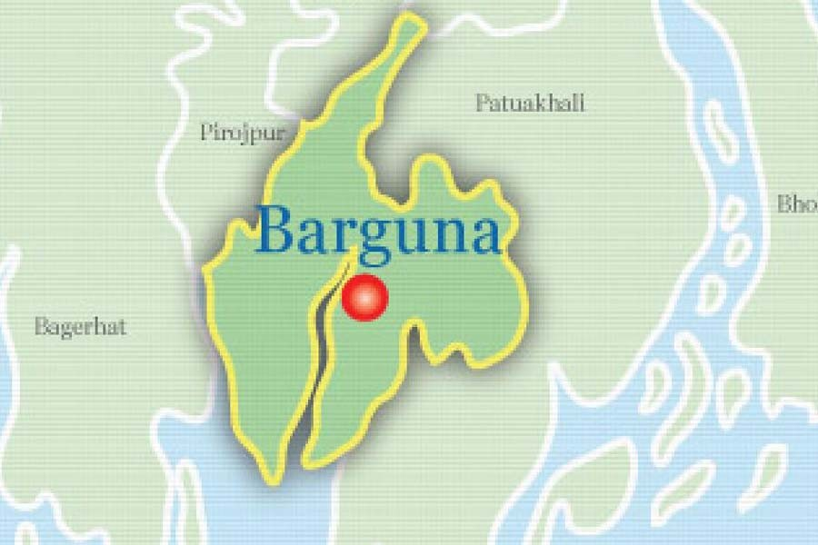 Barguna ice factory gas cylinder explosion leaves one dead
